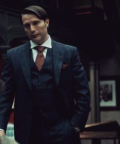 Hannibal (Mads Mikkelsen)