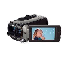 Sony Handycam HDR-TD10 3D