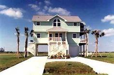Beautiful Bayfront Home with Pool Galveston Texas