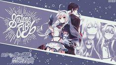 Vocaloid, Silver Hair Girl, Akashic Records Anime, Sistine Fibel, Manga, Chibi, Wallpaper Pc, Anime Angel, Anime Kawaii