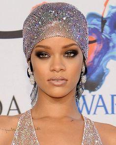 CFDA Awards' Best Hair & Makeup Looks — Rihanna