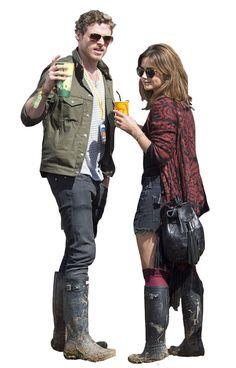 Richard Madden girlfriend png