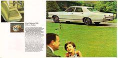 1967 Ford Galaxie 500 Four Door Sedan