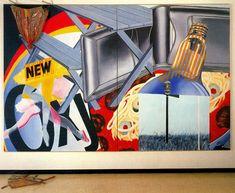 Storia dell'arte: Pop Art - James Rosenquist