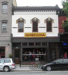 Ghibellina, 14th St DC