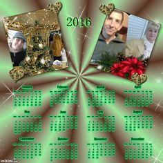 Mint Choc Cookies Calendar 2016