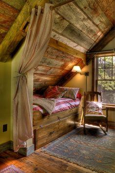 Красивый деревенский дом с восхитительным шармом