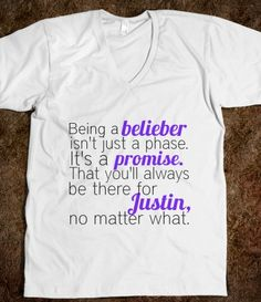 belieber.... kelsey are you serious.... lmao