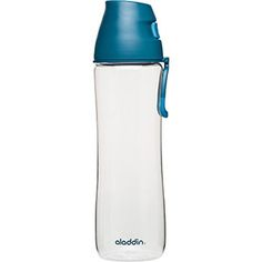 One Hand To Go Water Bottle | 24 oz & Push Button Lid