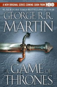 A Game of Thrones by George R. R. Martin  -- New Books Guide May 2016 -- For more information click here: http://gilfind.ega.edu/vufind/Record/288022