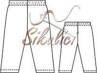 Obrázkový postup šití - Šikulíci