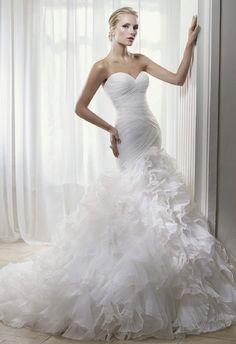 Divina Sposa collection 2017, aperçu de la robe de mariée 06