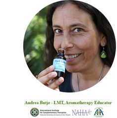 Free Online Aromatherapy Class: Introduction to Essential Oils by the Aromahead Institute, Andrea Butje. I've taken this course and it's fantastic! Perfect for those new to essential oils who want to dive right in! It's fun, easy, and there are recipes.