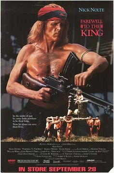 Good flick - Farewell to the King