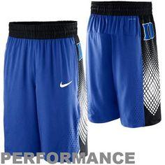 2b0d013b75b3 ashleykirbyyy s save of Nike Duke Blue Devils Hyper Elite Road Warrior  Performance Basketball Shorts - Duke