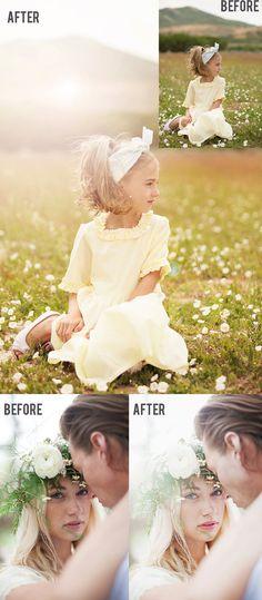 Photoshop Lighting Overlays Photoshop & Photoshop by ElyanaIvette