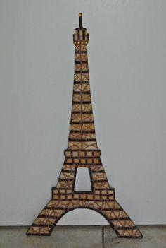 Tour Eiffel en émaux de Briare - décoration