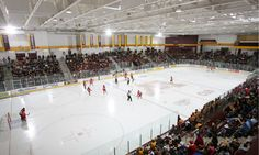 Ridder Arena: Home to Gopher Women's Hockey