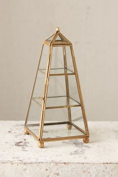 Magical Thinking Tower Glass Box - Urban Outfitters