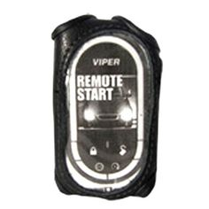 Leather Remote Cover / Case for Viper Remote Control Model 7941V - System 5902V by Alarm-Mate. $12.48. Protect your investment with this Leather Cover for your VIPER 2-Way Remote Control. (See details for specific models) It looks and feels great!