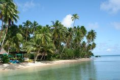If you think they photoshop things on postcards, then you've never been to Fiji