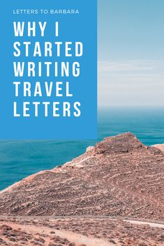 Why I started writing travel letters Travel Ads, Travel Images, Solo Travel, Travel Books, Places Around The World, Travel Around The World, Around The Worlds, Virtual Travel, Travelogue