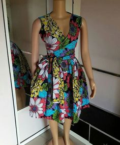 simple and very lovely ankara short gown styles for women, trendy and classy ankara gown styles for women African Fashion Ankara, African Print Dresses, African Print Fashion, Africa Fashion, African Dress, Fashion Prints, African Prints, Ankara Short Gown Styles, Short Gowns