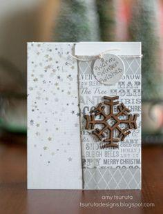 Tsuruta Designs: Holiday Coffee Lovers Blog Hop: warm winter wishes