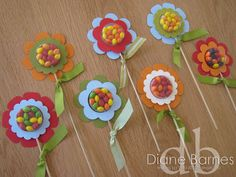 colour me happy: Sweet Treat Blooms