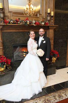 Christmas Wedding at Stonebrook Manor