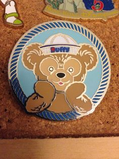 Duffy Bear Sailor Rope Circle Mystery Hong Kong HKDL Disney PIN | eBay