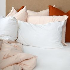 Scandinavian Interior, Sleepover, Good Night Sleep, Bed Pillows, Bedding, Finding Yourself, Comfy, Colours, Dreams