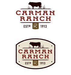 Carman Ranch is widely known for its progressive approach to sustainability and needed a brand to match. Description from pinterest.com. I searched for this on bing.com/images