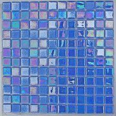 Iridis Narcisco 25x25mm Mosaic Tile