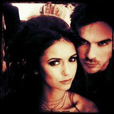 Nina & Ian #thevampirediaries