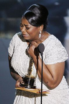 Octavia Spencer - Oscar Awards 2012