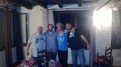 Gran Noche en @MasiaCanPucoll  Rafa Pons, Santi Noriega, Lucas Masciano