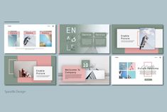Presentation is a creative Presentation that is beautifully designed and functional. This presentation template is so versatile that it can be used in Brand Presentation, Free Presentation Templates, Templates Free, Ad Design, Free Design, Best Free Fonts, Magazine Template, Enabling, Marketing