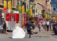 Photo street wedding photoshot by khaled gawdat on 500px
