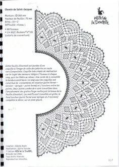 Abanico Bobbin Lace Patterns, Crochet Patterns, Irish Crochet, Crochet Lace, Bobbin Lacemaking, Lace Heart, Lace Jewelry, Needle Lace, Lace Making