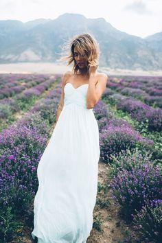 Hello Fashion - Lavender Fields