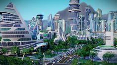 Výsledek obrázku pro město budoucnosti