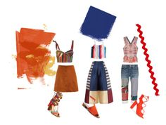 """""""WT..colors!"""" by iamaliay on Polyvore featuring art"""