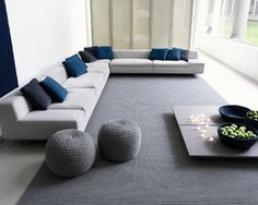 Living Room Grey And Teal Design, Pictures, Remodel, Decor and Ideas - page 6