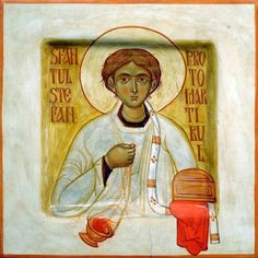 St Stephen the Archdeacon. Whispers of an Immortalist: Icons of Martyrs 1 Religious Icons, Religious Art, Roman Church, Saint Stephen, Best Icons, Byzantine Icons, Art Icon, Orthodox Icons, Sacred Art