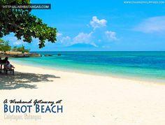 Beaches in Batangas, Philippines