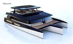 Dragonship 25 | PI Superyachts Power Catamaran, Catamaran Yachts, Explorer Yacht, Yacht World, Private Yacht, Float Your Boat, Floating House, Yacht Design, Super Yachts