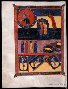 Beato de Liébana. Beato de Liébana , Santo — Manuscrito — 1047 365
