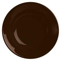 Waechtersbach fun Factory Soup Plates - Set of 4, Brown