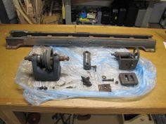 Old Craftsman Wood Lathe - maybe 1935? - by elm @ LumberJocks.com ~ woodworking community